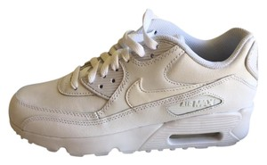 Nike Air Max Sneakers White Athletic