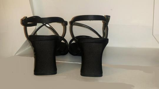 Kenneth Cole High Heels Heels Clothing Unlisted Black Sandals