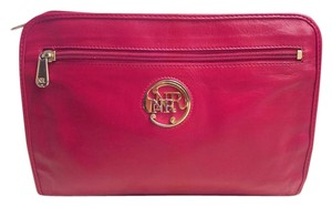 Nina Ricci Red Clutch