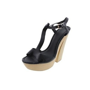 Zara Black Platforms