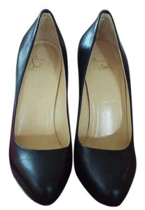 Christian Louboutin 5 Inches Sexy Pin-up black Pumps