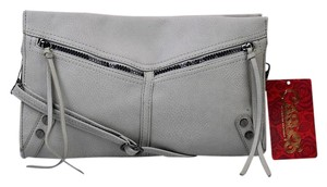 Carlos by Carlos Santana Grey Clutch