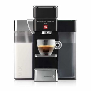 Francis Francis Y5 Milk Espresso & Coffee Machine
