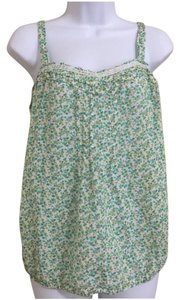 Old Navy Top Green Multi
