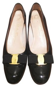 Salvatore Ferragamo Bow Pumps