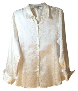Foxcroft Button Down Shirt White