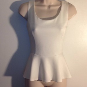 Needle & Thread Top White