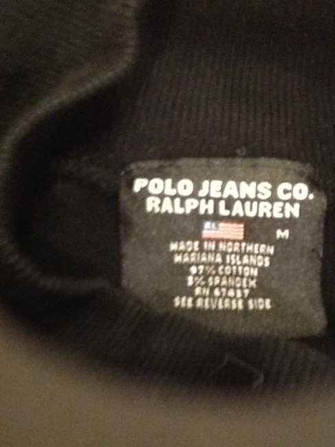 Polo Ralph Lauren Designer Turtleneck Sweater