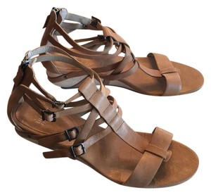 Eileen Fisher Sand Sandals