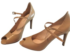 Nine West Heels Formal Nude Pumps