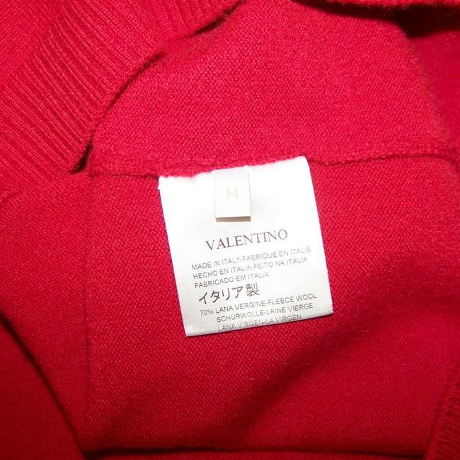 Valentino Cashmere Wool Sleeveless Crop Blouses Sweater