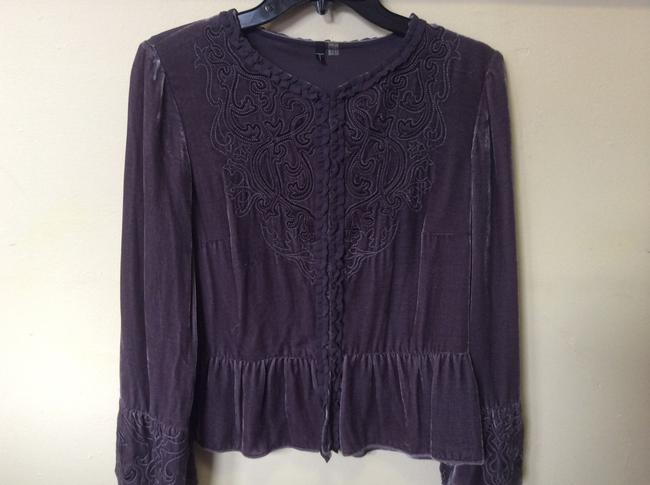 Tahari Top LIGHT PURPLE