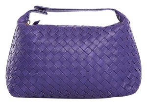 Bottega Veneta Satchel in Purple