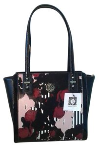 Anne Klein Tote in Multi Black