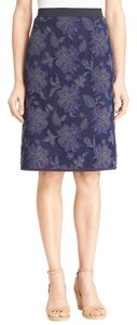 Tory Burch Skirt Blue Wisteria