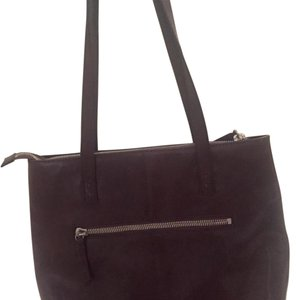 Hobo International Tote in Dark Brown