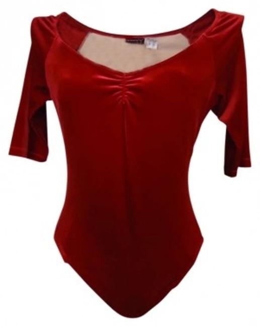 Preload https://item3.tradesy.com/images/shape-fx-dark-red-xl-bodysuit-blouse-size-16-xl-plus-0x-176617-0-0.jpg?width=400&height=650