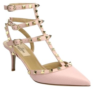 Valentino Rose Pumps