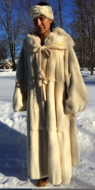 Fendi Fur Coat