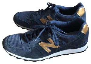 New Balance Sneakers Navy Blue Athletic