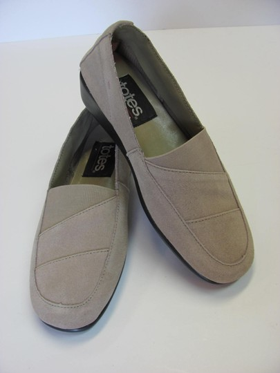 Other New Leather Size 7.00 M Excellent Condition Neutral, Wedges Image 1