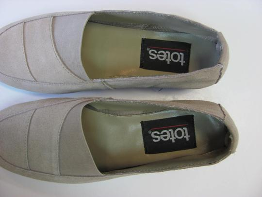 Other New Leather Size 7.00 M Excellent Condition Neutral, Wedges Image 3