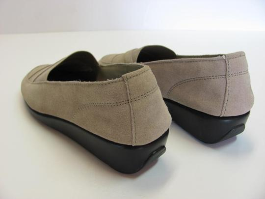 Other New Leather Size 7.00 M Excellent Condition Neutral, Wedges Image 4