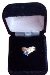 Other Triangle Tanzanite Ring