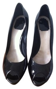 Dior Miss Patent Leather black Pumps