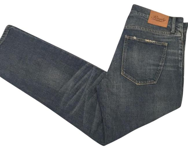 Item - Blue Boyfriend Relaxed Fit Jeans Size 27 (4, S)