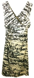 Diane von Furstenberg Stretchy Print Date Night Classic Comfortable Dress