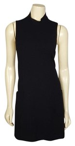 Theory short dress black Size 4 on Tradesy