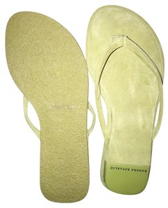 Banana Republic Lime/green Flats