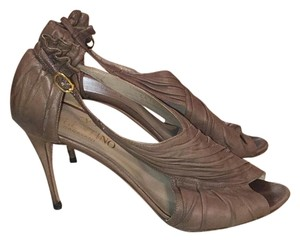 Valentino Light Brown/ Beigh Formal