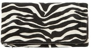 Fig Tree Accessories zebra Clutch