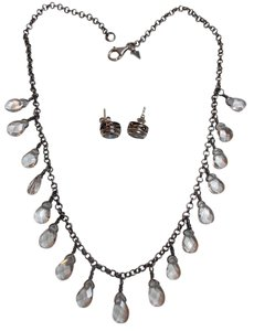 Silpada Necklace N1661 and Earrings P1232