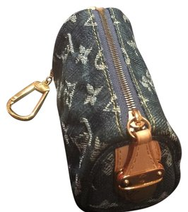 Louis Vuitton Louis Vuitton Key chain/change purse /cosmetic case