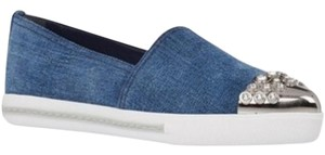 Miu Miu Sneakers Denim Flats