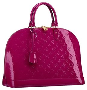 Louis Vuitton Tote in rose indien
