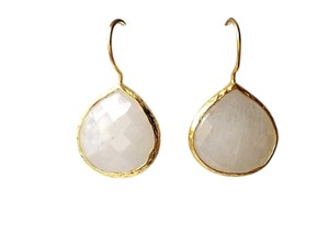 Fig Tree Jewelry Moonstone Earrings