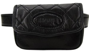 Chanel Waist Bum Belt Flap Fannypack Cross Body Bag