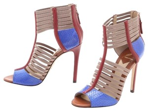 B Brian Atwood Multicolor Sandals