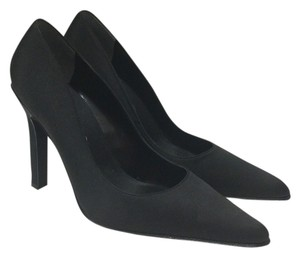 Nina Shoes Classic Lbd Size 7.5 Black Pumps
