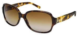 Tory Burch Classic Tory Burch Tortoise Sunglasses Style # TY 7073