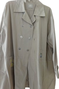 Silver Hardware Hand Painted Coat