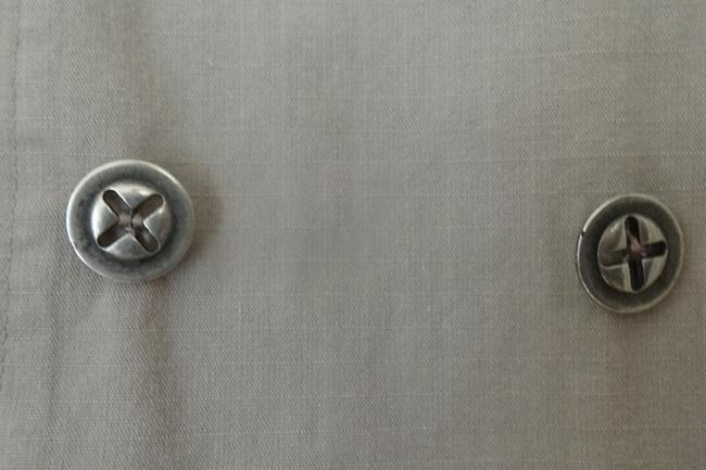 Other Silver Hardware Hand Painted. Coat