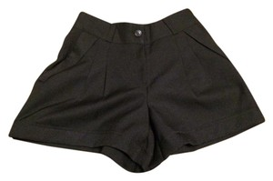 Other Cuffed Shorts Black