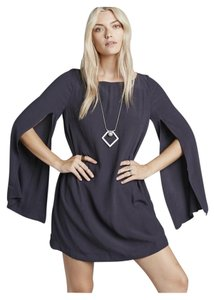 Free People short dress Mineral Cape on Tradesy