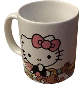 Hello Kitty Hello Kitty Cafe Cup