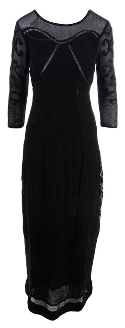 Preload https://img-static.tradesy.com/item/17669701/free-people-black-embroidered-beaded-long-formal-dress-size-2-xs-0-1-650-650.jpg